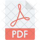 Filetype Pdf Document Icon