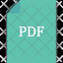 Filetype Pdf Document Pdf Extension Icon