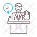 Filibuster Avatar Speaker Icon