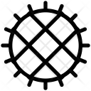 Filigree Graphic Design Icon