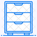 Filing Cabinet Archives Caddy Icon