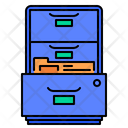 Filing Cabinet Icon