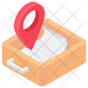 Filing Location Document Location Navigational Concept Icon