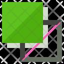Fill stroke Icon