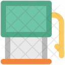 Filling Station Gas Icon