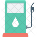 Filling Station Fuel Icon