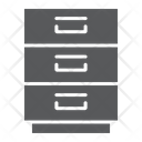 Filling Cabinet Icon