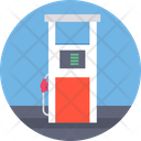 Filling Station Gas Station Fuel Station Icon