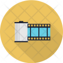 Film Strip Multimedia Icon