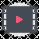 Cinema Film Play Icon