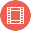Film Reel Movie Icon