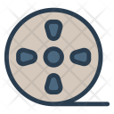 Film Reel Tape Icon