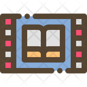 Video Learn Book Icon