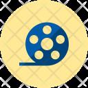 Film Reel Roll Icon