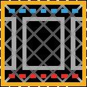 Film Reel Negatives Icon