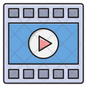 Film Movie Reel Icon