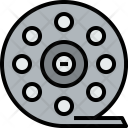 Film Strip Camera Icon