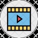Film Video Movie Icon