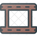 Film Movie Strip Icon