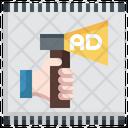 Film Advertising Campaign Marketing Cinema Film Reel Icon