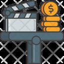 Mfilm Budget Film Budget Film Budgeting Icon