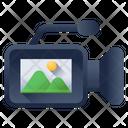 Movie Camera Video Camera Film Camera Icon