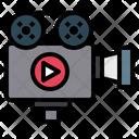 Film Camera Video Camera Movie Camera Icon