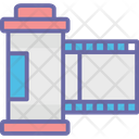 Film Cartridge Film Roll Photo Film Cartridge Icon