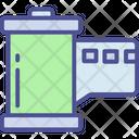 Film Cartridge Icon