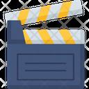 Film Clapper Icon