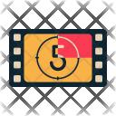 Film Countdown Cinema Icon