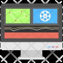 Film Editing Icon