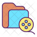 Folder Movie Folderpicture Folder Film Folder Icon