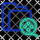 Film Folder Icon