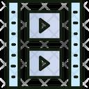 Film Frame Film Strip Movie Frame Icon