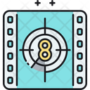 Film Opening Countdown Icon
