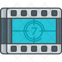 Film Opening Countdown Icon