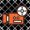 Film Recorder Video Camera Camera Icon