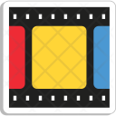 Camera Reel Box Icon