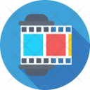 Camera Reel Image Icon