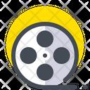 Cinema Film Video Icon