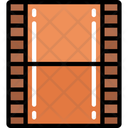 Film Reel Editing Icon