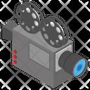 Film Reel Multimedia Movie Roll Icon