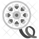 Film Reel Movie Reel Cinema Reel Icon