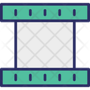 Film Reel Film Stip Movie Reel Icon