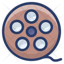 Film Reel Movie Reel Camera Reel Icon