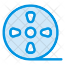 Film Reel Movie Tape Icon