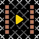 Reel Camera Video Icon