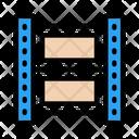 Reel Camera Capture Icon