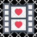Reel Film Cinema Icon